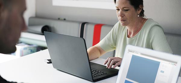 La wifi utilisée en réunion avec les clients