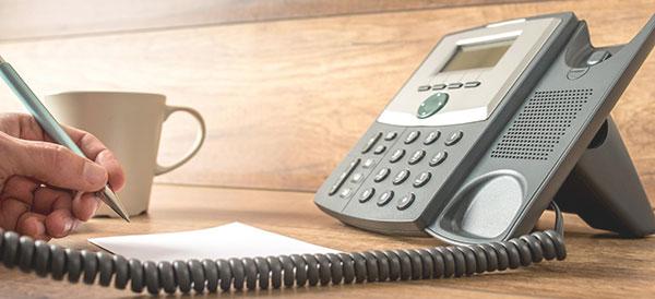 Téléphonie fixe d'entreprise